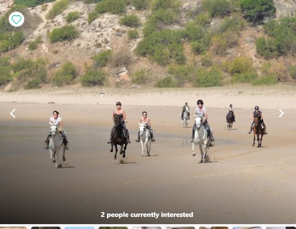 Horse riding holidays Andalusia