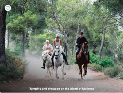 Jumping Mallorca