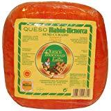 Mahon cheese from Menorca