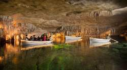 mallorca caves