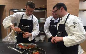 catering courses Spain