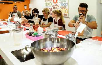 learn spanish cooking in spain