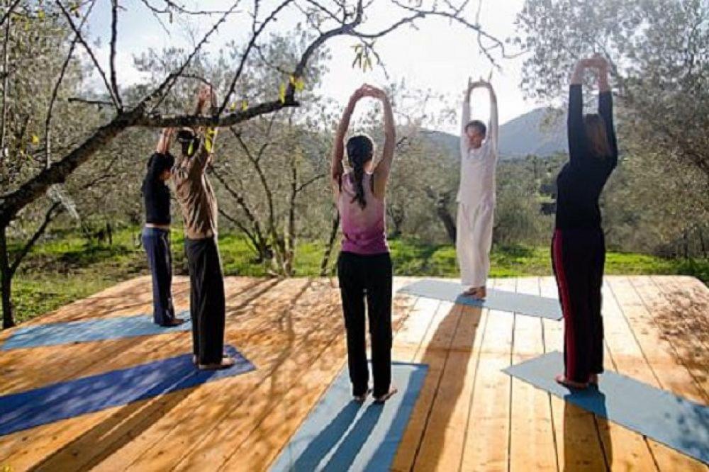 yoga spain