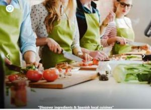Culinary cooking gourmet vacations