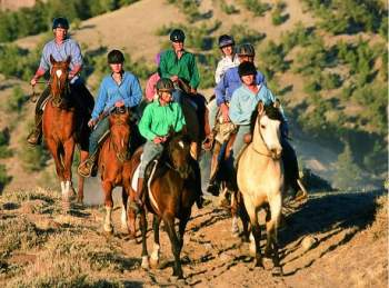 Equestrian Trekking Breaks Spain
