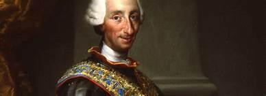 King Carlos 111 Spain
