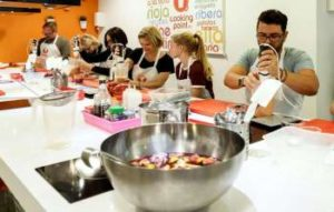 Cooking in Spain training courses