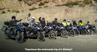 Bike tour Spain