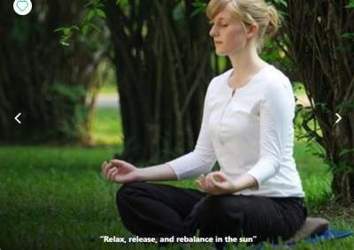 Yoga Meditation Busot