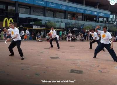 Martial arts Spain
