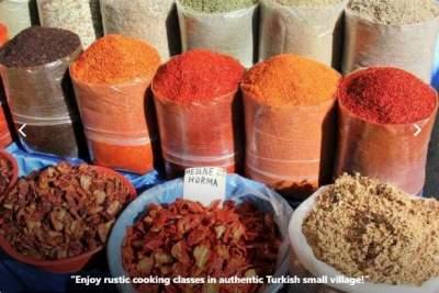 Turkish Style Soups