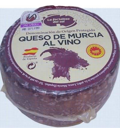 Goat Cheese Queso de Murcia al Vino