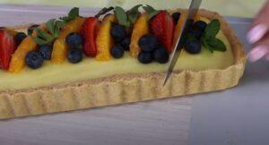 Fruit Tart non bake