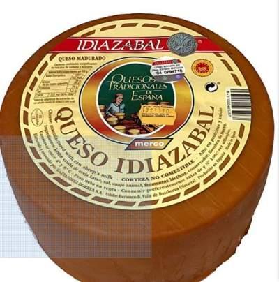 idiazabal red cheese
