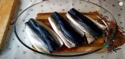 Tasty Mediterranean Mackerel