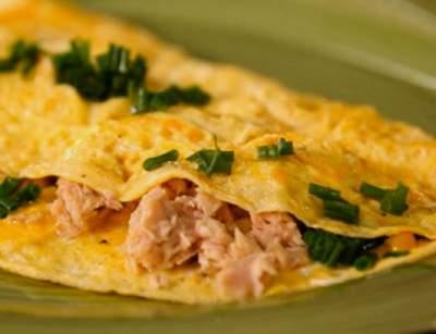 Tuna Spanish Omelet