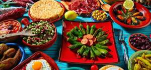 Cheese based Mediterranean recipes