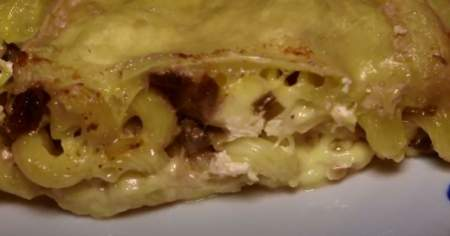 Yummy French Crozilette Cheese dish