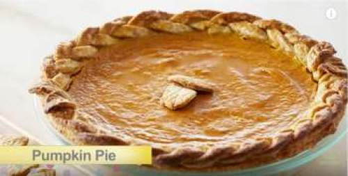 Spanish Pumpkin Pie