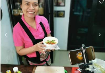 Thai Cookery Course online