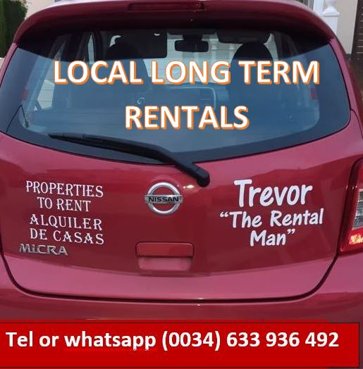 Long Term Rentals La Marina