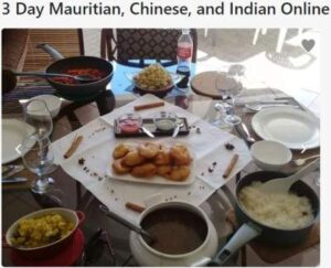 Online Chinese cookery