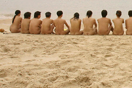 Barinatxe Nudist Beach
