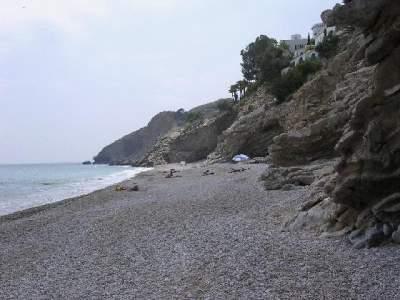 Costa Blanca naturist beaches