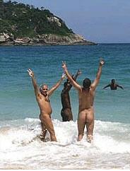 Andalucia naturist beaches
