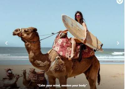 Casa Blanca Camel