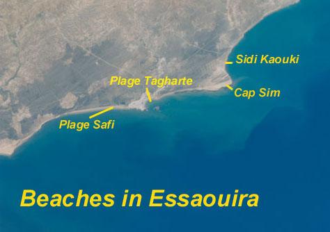 Essaouira Beaches