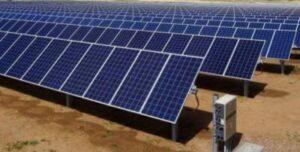 Spain Solar farms