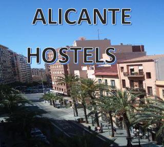 Alicante Hostels