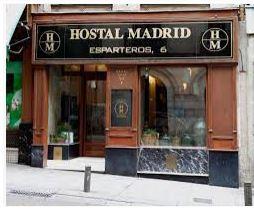 Madrid Hostels